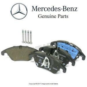 For Mercedes W204 C204 A204 W218 W212 S212 C207 Front Disc Brake Pad Oem Genuine