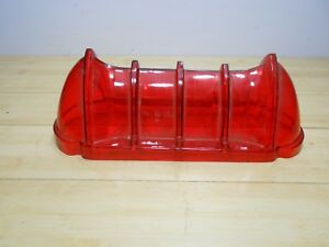 New Nors 1961 Buick Lesabre Tail Light Lens Glo Brite Lh Rh 751