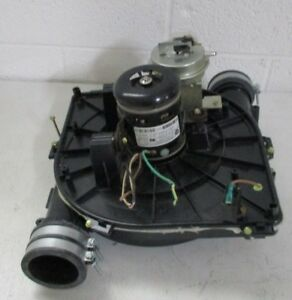 Carrier Bryant Ydz 040l22541 01 Draft Inducer Blower Assembly Hc28cq116 Je1d013n