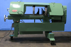Kalamazoo H9aw Horizontal Band Saw