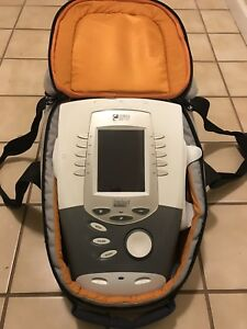 Chattanooga Group 2760 Intelect Transport Ultrasound Unit With 5cm Head Bag