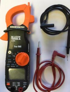 Klein Tools Cl2000 True Rms Ac dc 400 Amp Auto ranging Digital Clamp Meter