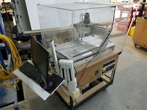 1 5kw 3 Axis 6040 Cnc Router Engraver Machine Vfd Gecko