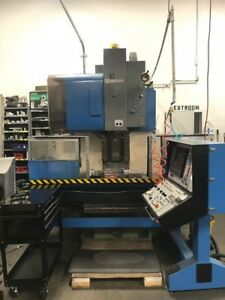 Mori Seiki Dmg Mv 45 45 Cnc Vertical Machining Center Mill