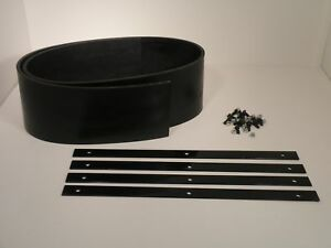 8 10 Ft Universal Snow Plow Deflector Kit C8 5 M9 M10