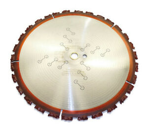 14 The Old Pro Diamond Saw Blade 14demo For Wood With Nails rescue Blade