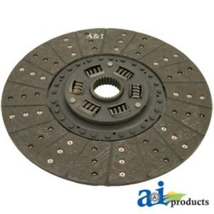 160974as Transmission Clutch Disc For Oliver Tractor 1750 1800 1850