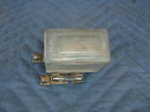 1956 1957 Ford Overdrive Relay Thunderbird Firewall Mount