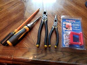 Various Electrical Hand Tools