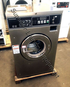 Speed Queen Sc18nc2 Washer extractor 18lb Coin 220v 3ph Fully Reconditioned