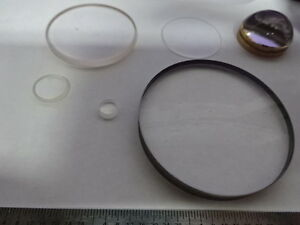 Lot Optics Lenses Filters Coated Lens Optical Set Optics As Pictured
