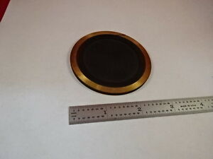 Brass Plate Stage Metallograph Microscope Part 33 a 117