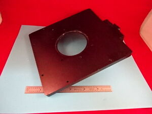 Stage Table Microscope Part tc 4 f