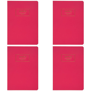 Mead Cambridge Meeting Notebook Journal 5 7 8 X 4 1 8 Legal 80 pack Of 4