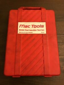 Mac Tools Basic Fuel Injection Test Set Fit810b
