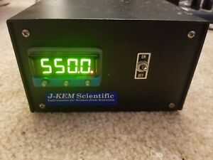 J kem Digital Temperature Monitor 3300