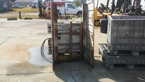 Class Iii Or Iv Cascade Pulp Bail Clamp Forklift Attachment