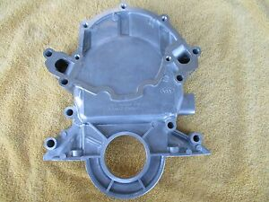New Ford Mustang 5 0 Timing Chain Cover 302 351w Efi 83 93 5 0l Lx Gt Cobra Sbf