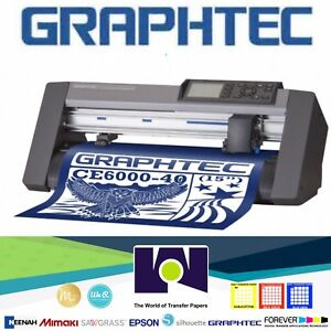 Graphtec Ce6000 40 Plus 15 Cutter Free Shipping