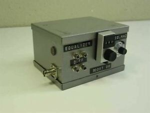 Steel Enclosure Equalizer Opto Coupler Test Fixture For Ic 5x4x3