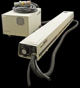 Spectra physics 2040 35 Argon Ion Laser Head W 2570 Power Supply 2470 Remote