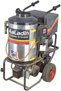 Aaladin Cleaning 1321 2 3gpm 1250psi Portable Gas Powered Water Pressure Washer