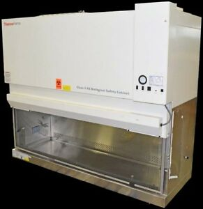 Thermo Forma 1286 73x28x22 Class Ii A2 Biological Safety Cabinet Hood As is