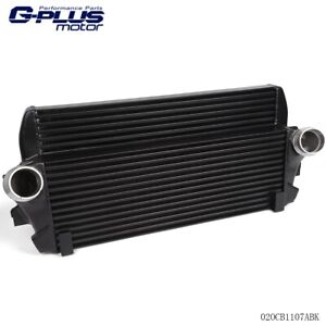 200001069 Fit For Bmw F01 06 07 10 11 12 Front Competition Intercooler Black