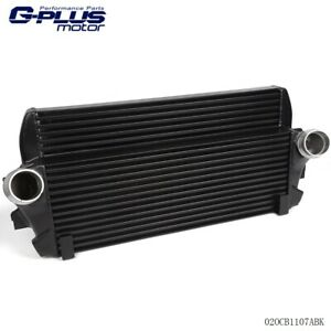 200001069 For Bmw F01 06 07 10 11 12 Front Competition Intercooler Black
