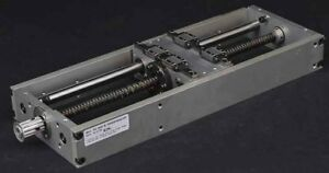 Precision 10 Travel Ball Screw Linear Stage W thk Rsr 9km Lm Guide Slide Rail