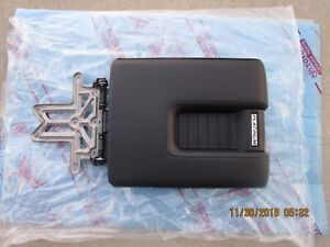 14 19 Toyota Tundra Platinum Center Console Arm Rester Lid Black Leather New