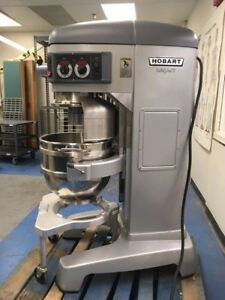Hobart Legacy 60 Quart Mixer Hl600 Excellent Condition 2014