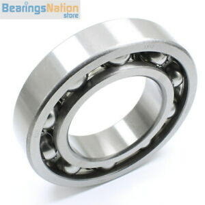 Radial Ball Bearing 6211 Open Light Oil 55x100x21mm