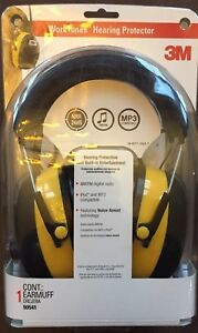 2 New 3m Tekk Peltor Worktunes Radio Mp3 Hearing Protection Headphone Earmuffs