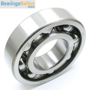 Radial Ball Bearing 6309 Open Medium Series Light Oil 45x100x25mm