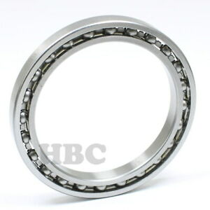 Radial Ball Bearing 6810 Open Light Oil 50x65x7mm