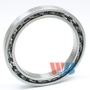 Radial Ball Bearing 6811 Open 55x72x9mm