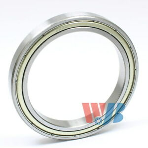 Radial Ball Bearing 6811 zz With 2 Metal Shields 55x72x9mm