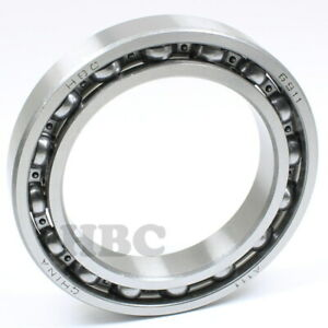 Radial Ball Bearing 6911 Light Oil 55x80x13mm