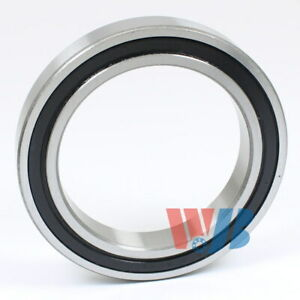 Radial Ball Bearing 6912 2rs With 2 Rubber Seals 60x85x13mm
