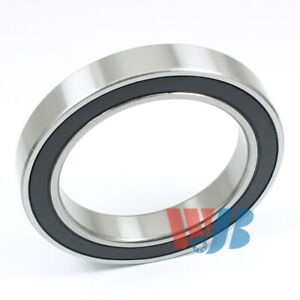 Radial Ball Bearing 6915 2rs With 2 Rubber Seals 75x105x16mm