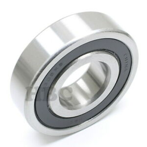 Stainless Steel Radial Ball Bearing Hbc S6306 2rs With 2 Rubber Seals 3