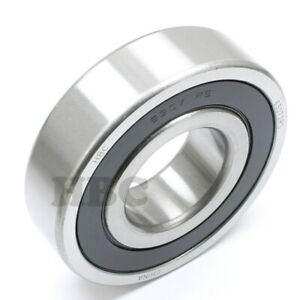 Stainless Steel Radial Ball Bearing Hbc S6307 2rs With 2 Rubber Seals 35x80x21mm