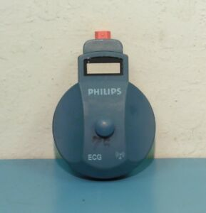 Philips M2727a Wireless Fetal Monitor Ecg Transducer