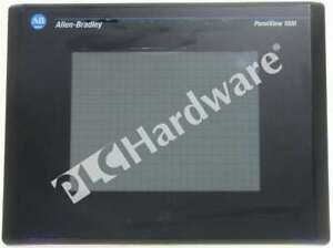 Allen Bradley 2711 t10c20l1 f Panelview 1000 Color Touch enet rs 232 Scratches