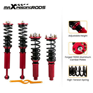 Coilovers Strut Shock Suspension Kits For Honda Accord 99 03 For Acura 98 02 Tl