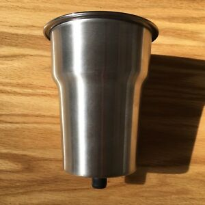 Stainless Steel Yeti Drink Holder Marine Boat Airboat Fits Yeti Cups Perfect