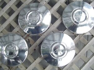 Ford Crown Vic Ltd Police Pickup Truck Hubcaps Wheel Covers Center Caps Fomoco