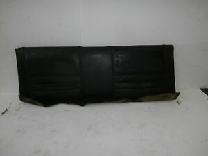1969 1970 Ford Mustang Mach1 Fastback Rear Seat Back Cushion Panel