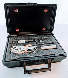 Rich mar The Probe 100 Ultrasound Transducer With Case 1994 Untested